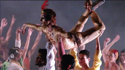 danza  CARTOGRAFÍAS DE LA DANZA