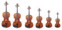 lutheria  Instrumentos: medidas, tamaños y proporciones