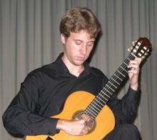 premios  José Luis Morillas, Primer Premio del VIII Concurso Internacional de Guitarra Villa de Aranda