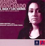 novedades  Marisa Manchado presenta nuevo disco en Barcelona