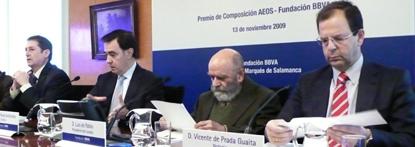 concursos  Javier Santacreu Cabrera gana el V Concurso de Composición AEOS Fundación BBVA