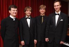 premios  Alexander Yakovlev primer premio del III Concurso Internacional de Piano de Campillos