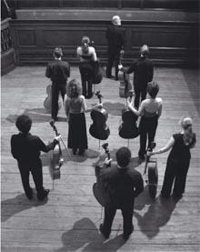 contemporanea  El Octeto Ibérico de violonchelos renace de sus cenizas