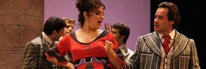 musica  El Teatro de la Zarzuela estrena una nueva producción de Doña Francisquita