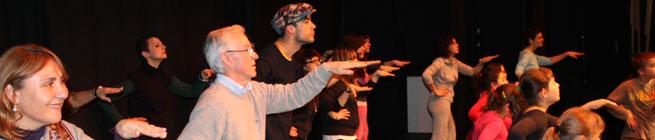 danza  Día Internacional de la Danza por toda España