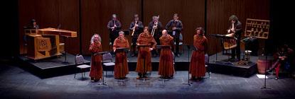 internacional  Los Sacqueboutiers de Toulouse en el encuentro de Músicas Antiguas de Midi Pyrénées