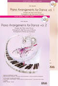 partituras  Arreglos de piano para danza (Vol. I y II)