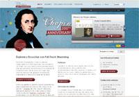 portada  Chopin suena de lujo en la red