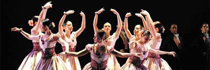 danza  El Taller Estudio del Ballet Nacional de España en el Teatro Madrid