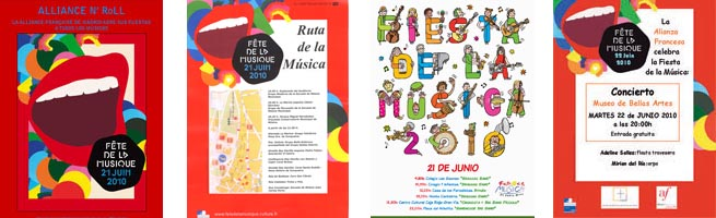 festivales  La Fiesta de la Música en España, ciudad a ciudad