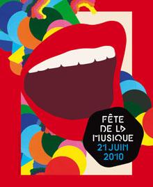 portada  Fête de la Musique en Francia, Música en femenino