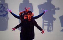 espanola  La otra mirada del flamenco en el Teatro Pradillo