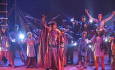 para ninos  Ali Babá y los cuarenta ladrones inaugura la temporada de Abao Txiki