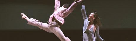 clasica danza  El ballet de Víctor Ullate y Wonderland en los Teatros del Canal