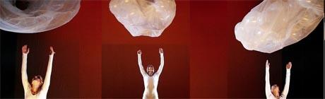 portada  Aracaladanza, Premio Nacional de Teatro para la Infancia y la Juventud 2010