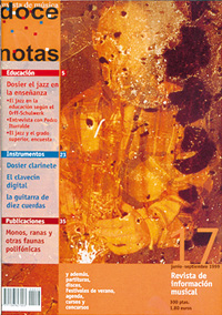 doce notas  Doce Notas nº 17