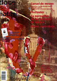 doce notas  Doce Notas nº 27
