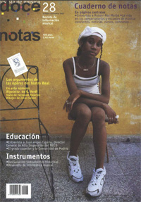 doce notas  Doce Notas nº 28