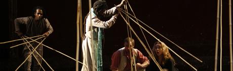 lirica  Una flauta mágica en el Teatro Arriaga
