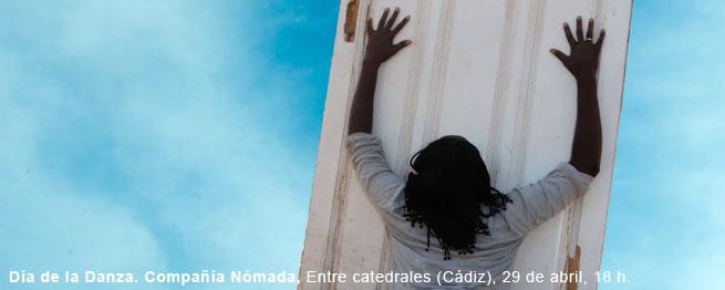 contemporanea danza  Cádiz baila por todos los rincones
