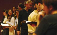 festivales  Ars Combinatoria lleva a Italia la música de Tomás Luis de Victoria