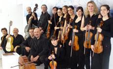 novedades  Concierto y presentación de la grabación dedicada a Haendel de la Orquesta Barroca de Granada