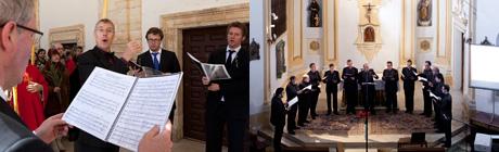 festivales  Concierto del Ciclo Tomás Luis de Victoria de la Semana de Música Religiosa