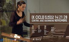 contemporanea  Música Contemporánea en Granada