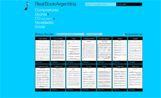 jazz y mas  Real Book Argentina: Una gran iniciativa de apoyo a la composición de Jazz