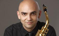 universidad  Concierto de saxofón y piano