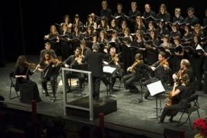 universidad  La Misa de la Coronación de Mozart por la Orquesta y Coro de la Uc3m