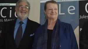 lirica  Plácido Domingo clausura la sexta temporada del Palau de les Arts con Le Cid de Jules Massenet