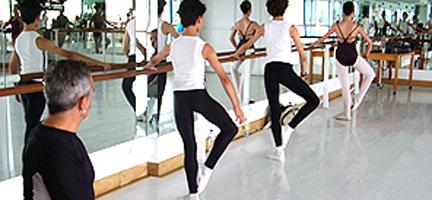 cursos de verano  Curso de Verano del Centro de Danza Víctor Ullate