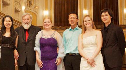 cursos de verano  Academia Internacional de verano en la Mozarteum de Salzburgo