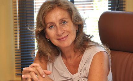 entrevistas  Katarina Gurska, el reto del superior