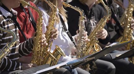 cursos  Nueva Junior Big Band de la Creativa