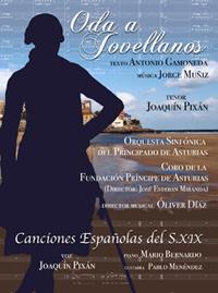 cdsdvds  Una cantata para Jovellanos