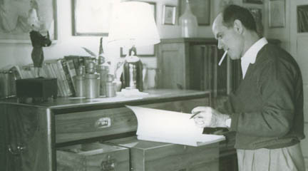 notas  El Museu d'Història de la Ciutat acoge la muestra Xavier Montsalvatge compositor