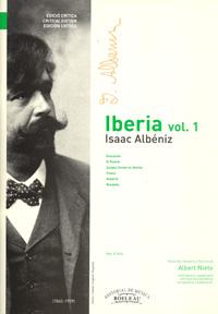 partituras  Edición crítica de Iberia