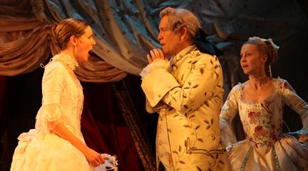 lirica  The Giacomo Variations, un Casanova con olor a Mozart en el Festival de Santander
