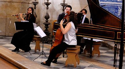 antigua  Viaje sentimental por la música galante del siglo XVIII