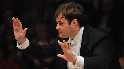 internacional  Josep Caballé Domenech debuta en el Concertgebouw Amsterdam