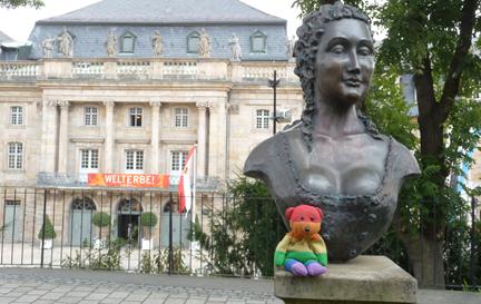 no sin policrates  La Sibila de Bayreuth