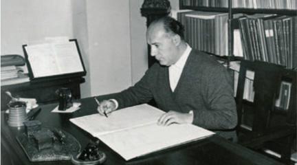 notas  Encuentro Homenaje al compositor Francisco Escudero en el centenario de su nacimiento