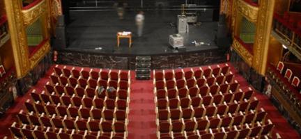 universidad  Taller Desarrollo y montaje de la Ópera Macbeth del Teatro Real