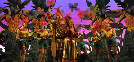 lirica  El Centre de Perfeccionament Plácido Domingo presenta El dúo de La Africana