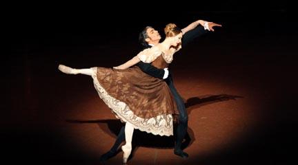 contemporanea danza  Gala Los Vascos y la danza