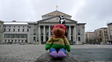 no sin policrates  Múnich despide el monólogo carmelitano de Tcherniakov