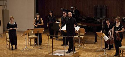 temporadas  Sax Ensemble, diez conciertos para su 25 aniversario