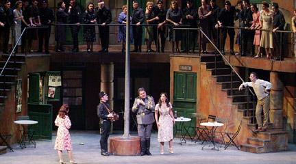 lirica  La pasión llega al Liceu con L'elisir d'amore